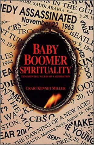 Baby Boomer Spirituality